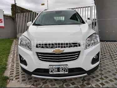 Foto venta Auto usado Chevrolet Tracker LTZ 4x2 (2016) color Blanco Summit precio $720.000