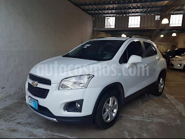 Foto venta Auto usado Chevrolet Tracker LTZ 4x2 (2014) color Blanco precio $479.000