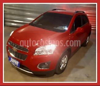 Foto venta Auto usado Chevrolet Tracker LTZ 4x2 (2014) color Rojo precio $460.000