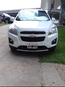 Foto venta Auto usado Chevrolet Tracker LTZ 4x2 (2015) color Blanco Summit precio $425.000
