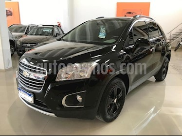 Chevrolet Tracker LTZ 4x2 usado (2016) color Negro precio $749.000