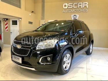 Foto venta Auto usado Chevrolet Tracker LTZ 4x2 (2014) color Negro precio $599.000