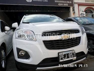 Foto venta Auto usado Chevrolet Tracker LTZ 4x2 (2015) color Blanco precio $502.000