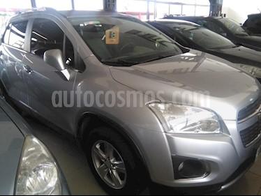 Foto venta Auto usado Chevrolet Tracker LTZ 4x2 (2013) color Gris Claro precio $410.000