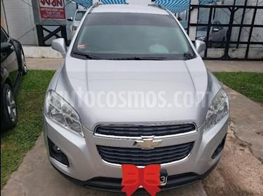 Foto venta Auto usado Chevrolet Tracker LTZ 4x2 (2014) color Gris Claro precio $410.000