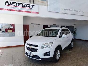 Foto venta Auto usado Chevrolet Tracker LTZ 4x2 (2014) color Blanco precio $550.000