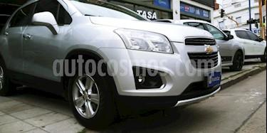 Foto venta Auto usado Chevrolet Tracker LTZ 4x2 (2014) color Gris Claro precio $340.000