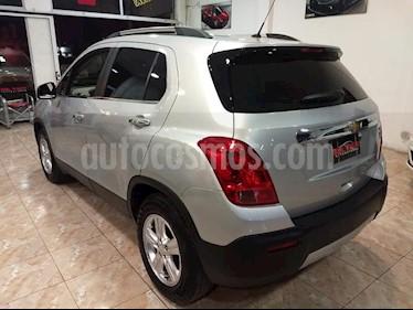 Foto venta Auto usado Chevrolet Tracker LTZ 4x2 (2015) color Gris Claro precio $400.000