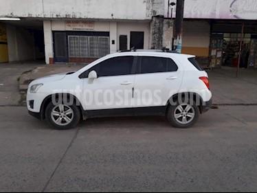 Foto venta Auto usado Chevrolet Tracker LTZ 4x2 (2014) color Blanco precio $566.000