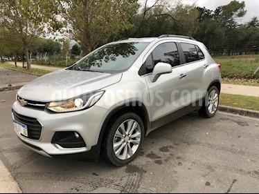 Foto venta Auto usado Chevrolet Tracker LTZ 4x4 Aut 2016/2017 (2017) color Gris Claro precio $850.000