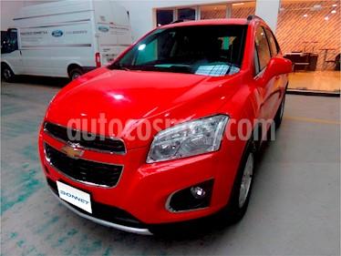 Foto venta Auto usado Chevrolet Tracker LTZ 4x4 Aut (2014) color Rojo Victoria precio $424.000