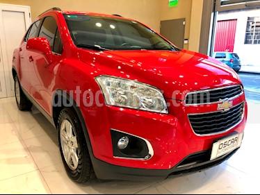 Foto venta Auto usado Chevrolet Tracker LTZ 4x4 Aut (2014) color Rojo Victoria precio $529.000