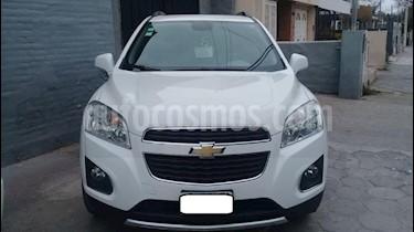 Foto venta Auto usado Chevrolet Tracker LTZ 4x4 Aut (2015) color Blanco precio $760.000