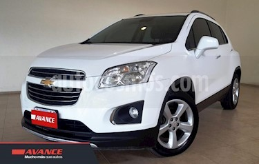 Foto venta Auto Usado Chevrolet Tracker LTZ 4x4 Aut (2016) color Blanco precio $620.000