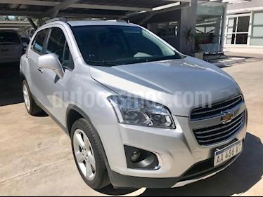 Foto venta Auto Usado Chevrolet Tracker LTZ 4x4 Aut (2016) color Gris Claro precio $590.000