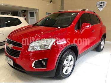 Foto venta Auto usado Chevrolet Tracker LTZ 4x4 Aut (2014) color Rojo Victoria precio $525.000