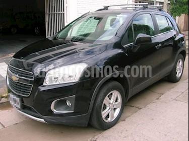 Foto venta Auto usado Chevrolet Tracker LTZ 4x4 Aut (2014) color Negro