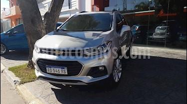 Foto venta Auto usado Chevrolet Tracker LTZ 4x4 Aut (2019) color Gris Claro precio $890.000