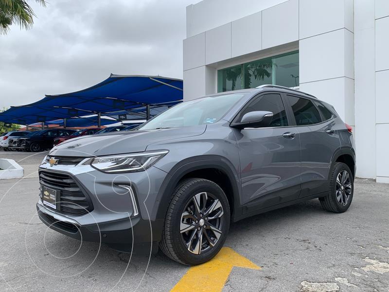 Foto Chevrolet Tracker Premier Aut usado (2021) color Gris Oscuro precio $490,500