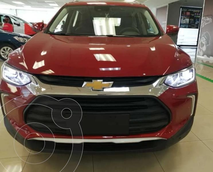 Chevrolet Tracker Premier Aut usado (2021) color Rojo Flama precio $418,700