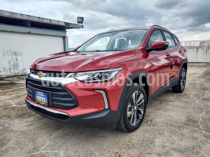 Chevrolet Tracker Premier Aut nuevo color Rojo precio $433,700