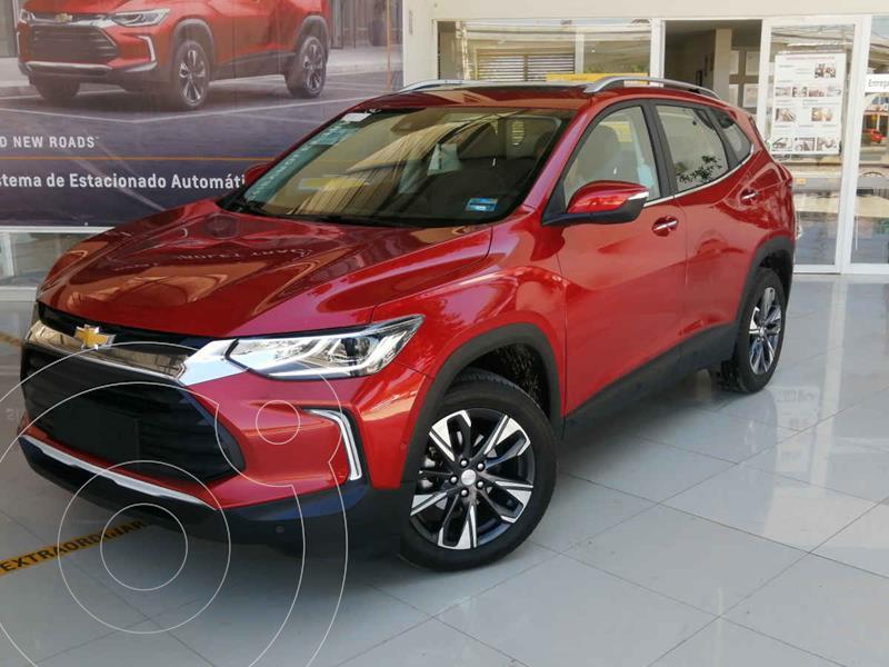 Foto Chevrolet Tracker Premier Aut usado (2021) color Rojo precio $399,000
