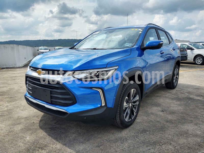 Chevrolet Tracker Premier Aut nuevo color Azul precio $433,700