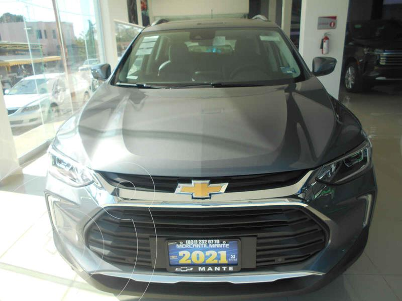 Foto Chevrolet Tracker Premier Aut nuevo color Gris precio $454,600