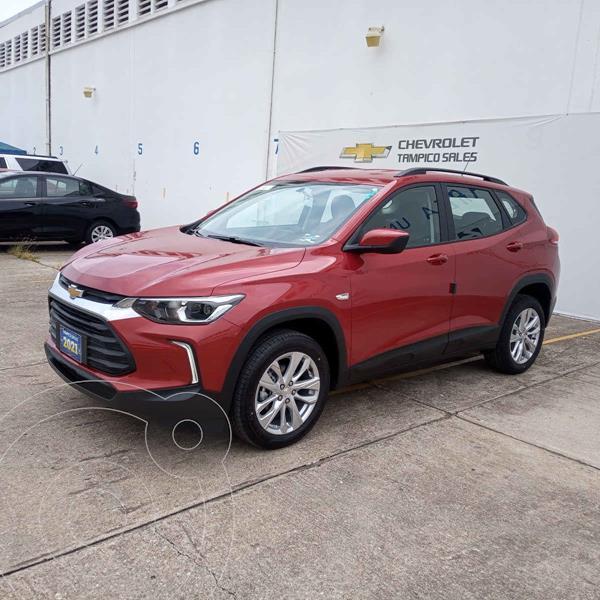 Foto Chevrolet Tracker LT Aut nuevo color Rojo precio $411,900