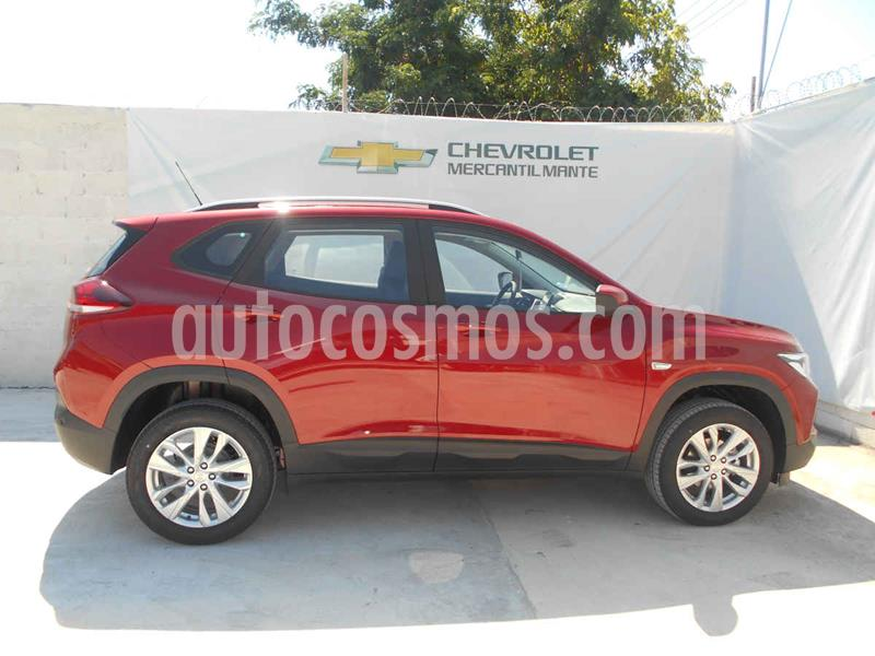Chevrolet Tracker LT Aut nuevo color Rojo precio $392,200