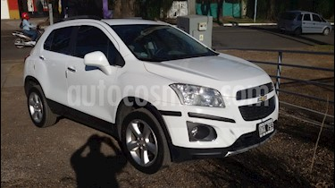 Chevrolet Tracker Premier + 4x4 Aut usado (2014) color Blanco Summit precio $660.000