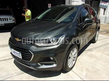 Foto venta Auto usado Chevrolet Tracker Premier + 4x4 Aut (2018) color Gris Carbono precio $780.000