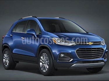 Foto Chevrolet Tracker Premier + 4x4 Aut usado (2019) color Azul precio $1.190.000