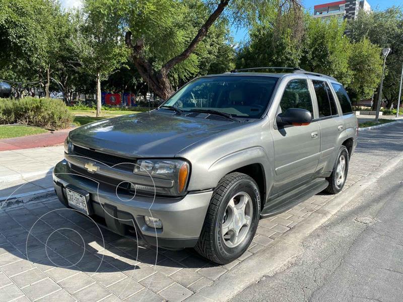 Foto Chevrolet Trail Blazer 4x4 LTZ C usado (2005) color Gris precio $129,900