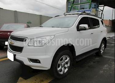 Chevrolet Trailblazer 2.8 LTZ usado (2013) color Blanco precio $50.000.000