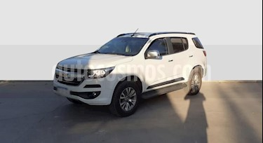 Chevrolet Trailblazer 2.8L 4x4 LTZ AT usado (2016) color Blanco precio $1.990.000