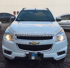 Foto Chevrolet Trailblazer 2.8 4x4 LTZ Aut usado (2013) color Blanco Summit precio $2.059.900