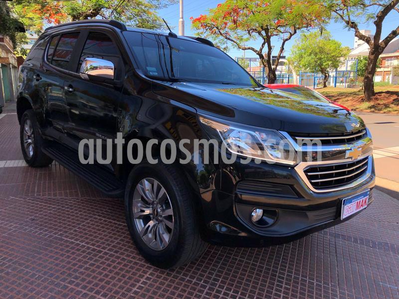 Chevrolet Trailblazer 2.8 4x4 LT Aut usado (2018) color Negro precio $3.849.990