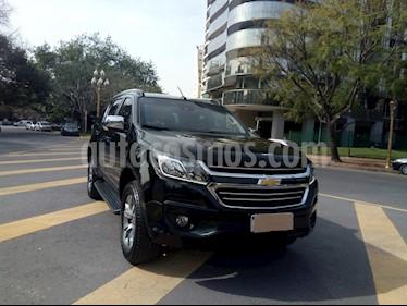 Chevrolet Trailblazer - usado (2017) color Negro precio u$s50.000