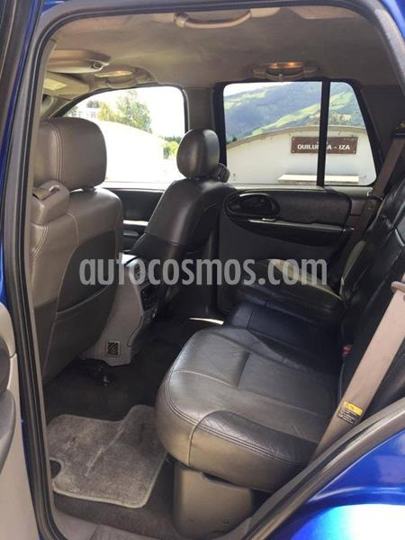 Chevrolet Trailblazer 2.8L LTZ Aut  usado (2003) color Azul precio u$s8.500