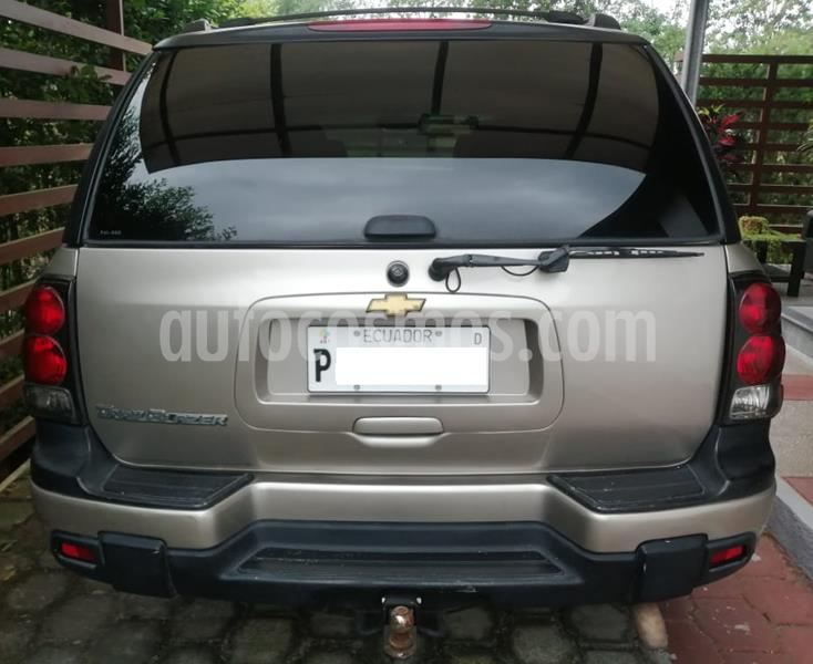 Chevrolet Trailblazer 2.8L LTZ Aut  usado (2003) color Marron precio u$s9.500