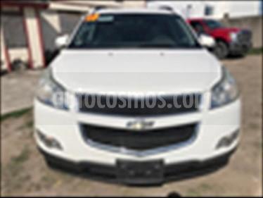 Foto venta Auto usado Chevrolet Traverse 3.6 TRAVERSE LT B PIEL QUEMACOCOS AT (2012) color Blanco precio $220,000