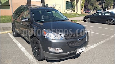 Chevrolet Traverse  3.6L LT Aut 4x4 usado (2012) color Negro Grafito precio $11.800.000