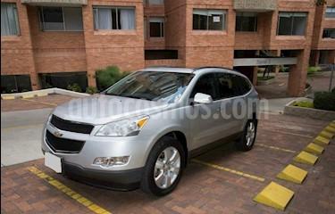 Foto venta Carro usado Chevrolet Traverse 3.6L Premier (2012) color Gris precio $40.000.000