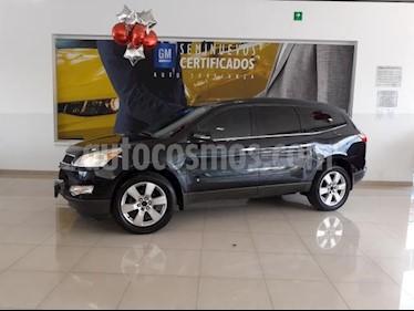 Foto Chevrolet Traverse 5p Aut A/A ABS R-20  (C) usado (2010) color Negro precio $165,900