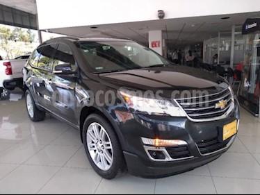 foto Chevrolet Traverse 5p LT V6/3.6 Aut 7/Pas usado (2015) color Negro precio $350,000