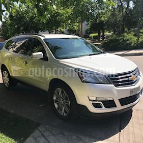Chevrolet Traverse  3.6L LT  usado (2015) color Blanco precio $10.800.000