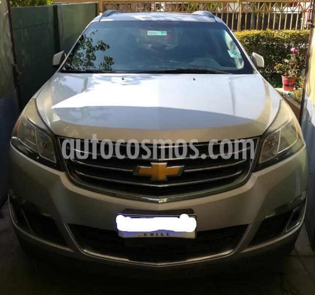 Chevrolet Traverse  3.6L LT Aut usado (2014) color Plata Hielo precio $11.000.000
