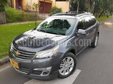 Chevrolet Traverse LS 4x4 usado (2014) color Gris precio $64.900.000