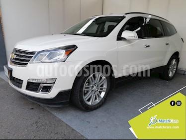 Chevrolet Traverse LT  usado (2015) color Blanco Diamante precio $74.990.000